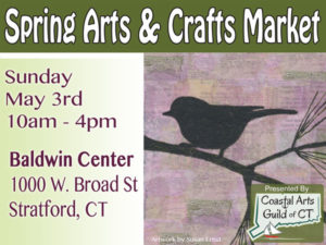 Spring Art & Crafts Market Show CT Connecticut
