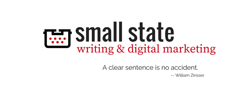 Small State Writing and Digital Marketing