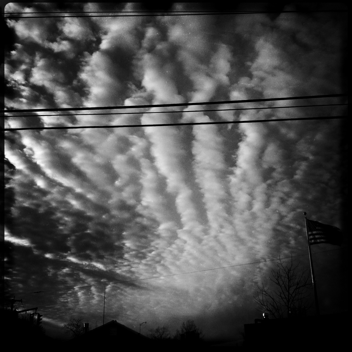 Clouds at Main Stratford CT