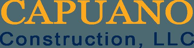 capuano construction logo website